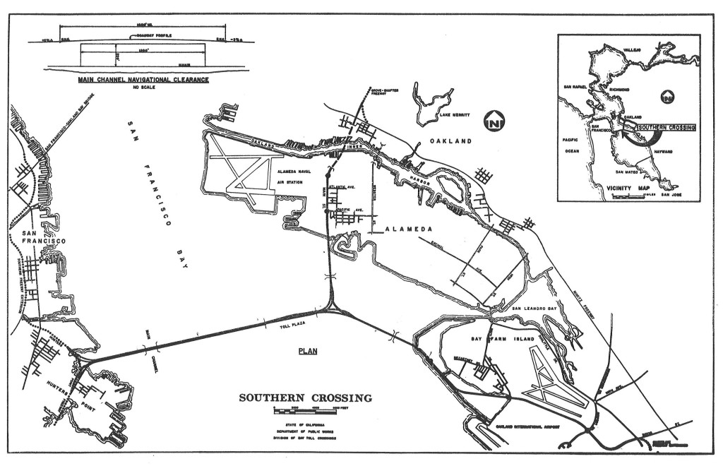 The Southern Crossing plan