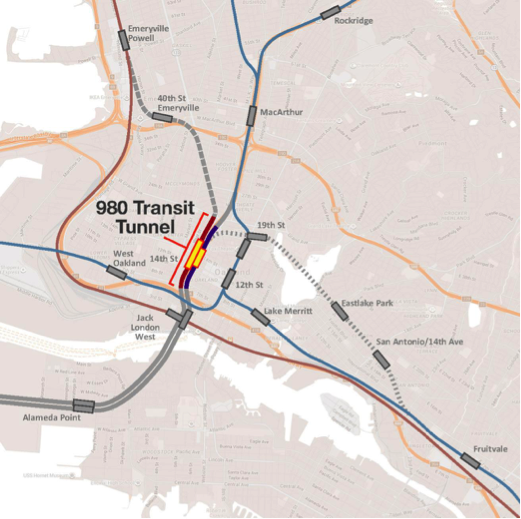 Oakland Central Station I980 #fill980 #tbt2 BART transbay caltrain amtrak oakland