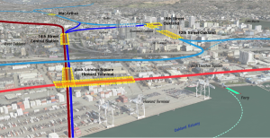 Initial ConnectOakland phasing unifies existing transit systems